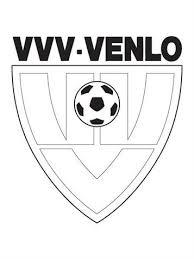 Kids N Fun 19 Kleurplaten Van Voetbalclubs Nederland