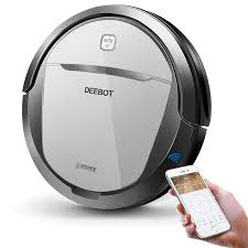 Ecovacs Deebot M80 Pro l Robot hút bụi nhật l Robot lau nhà thông minh