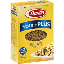 barilla plus multigrain pasta elbows