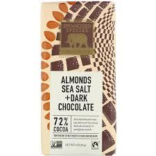 endangered species chocolate almonds