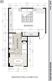 modern small apartment design under 50