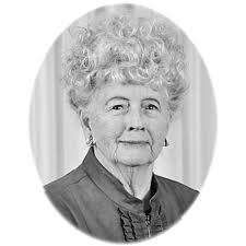 Mildred 'Millie' Alice (nee Cook) Steeves   Obituary   Sarnia Observer