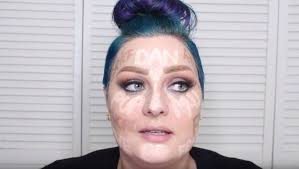 this makeup tutorial might make you cry