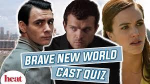 Brave New World Play The Big Cast Quiz ...