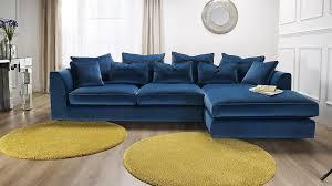 chaise sofa velvet corner sofa