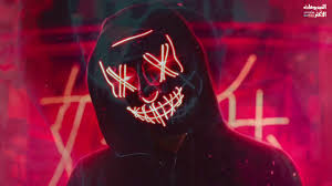 خلفيات أقنعة نيون Neon Masks Backgrounds Hd Youtube
