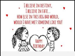 birthday wishes for girlfriend quotes and messages sms text