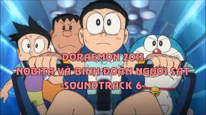 Doraemon 2011】Nobita Và Binh Đoàn Người Sắt-Sad Soundtrack 6 ...