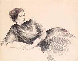 Portrait of Tasmin Overton by Adrian George on artnet