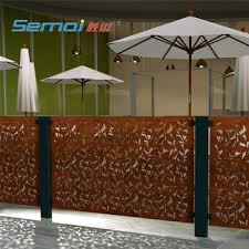 Rustic Decorative Corten Steel House Solid Metal Laser Cut Fencing Panels And Screen Buy Laser Cut Metal Fence Laser Cut Fencing Panels And Screen Laser Cut Metal Decorative Garden Fence Product On Alibaba Com