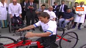 Incidente per Zanardi.