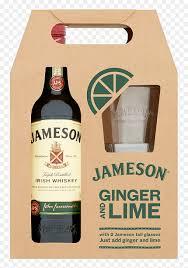 jameson 70cl 2 gl gift set alcohol