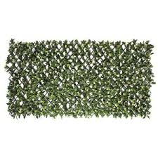 Naturae Decor Expandable Green Leaf Garden Trellis Lowe S Canada
