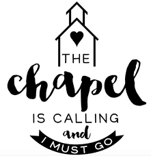 Amazon Com Custom Color Permanent Vinyl Decal The Chapel Is Calling Wedding Bridesmaids Mother In Law Church Permanent Swell Bottle Sticker For Water Bottle Laptop Wine Glass Tumbler Car Window Wall Outdoor Handmade