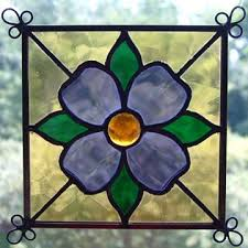 simple stained glass patterns beginners