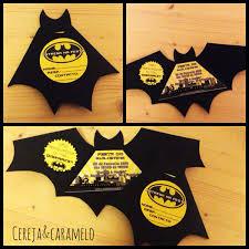 Convite De Aniversario Tema Batman Convite De Aniversario