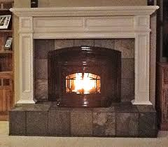 installation of fireplace inserts
