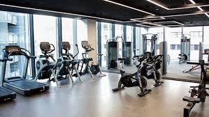 business needs a staff gym