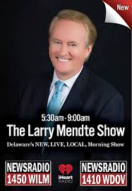 iHeart formally announces addition of Mendte to WILM-WDOV morning show -  Delaware Business Now