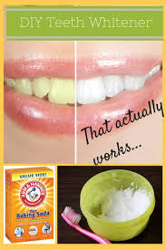 easy at home teeth whitening for any budget