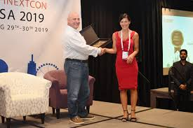 Marina Cvetkovic awarded the 'Excellence in Finance — Leaders' award at  FiNext Conference Orlando 2019 | by John Allen | Medium