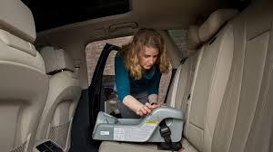 2017 audi a4 allroad car seat check