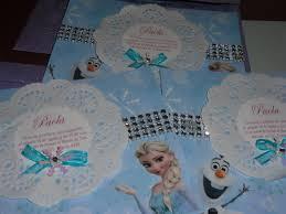 Invitacion Para Fiestas Frozen Para Consentir A Las Princesas De