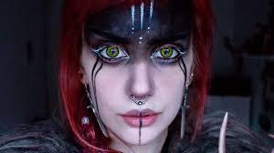 viking warrior makeup you