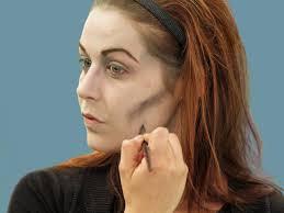 halloween makeup tutorial zombie