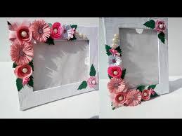 beautiful handmade photoframe ideas