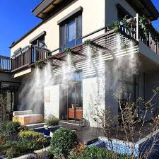 10m diy outdoor misting system