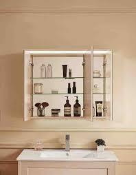 led plywood mirror cabinet whole