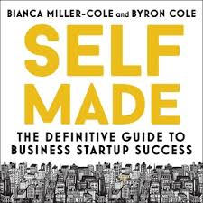 Self Made - Audiobook - Bianca Miller-Cole, Byron Cole - Storytel