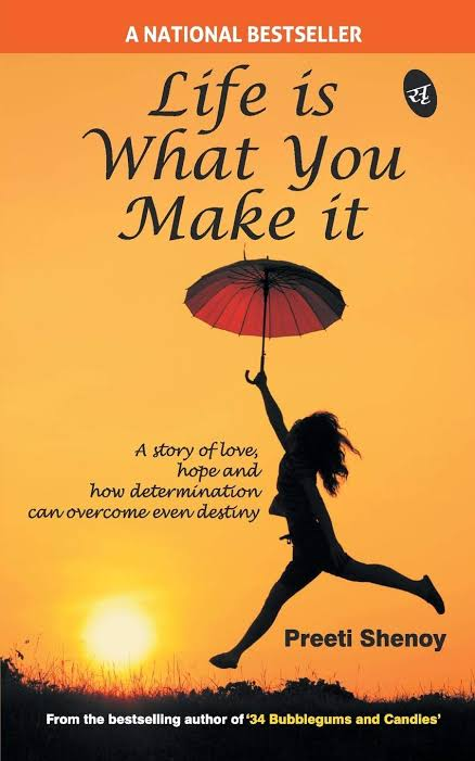 Image result for Life Is What You Make It