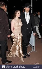 Director Robert Rodriguez and girlfriend Marci Madison on the Stock Photo -  Alamy
