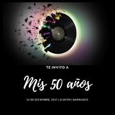 Mis 50 Anos By Pcarhuatocto Issuu