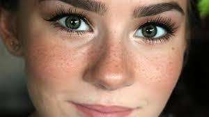 fake freckles tutorial you