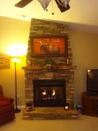 diy ventless gas log fireplace my