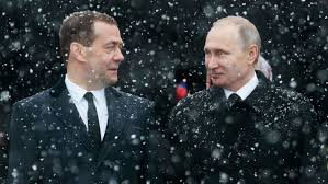 Big power play for Putin: Government shake-up and proposed constitutional  changes - Los Angeles Times