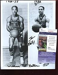 Autographed Pop Gates Photograph - William Harlem Globetrotters 8 X 10 JSA  Cert - Autographed NBA Photos at Amazon's Sports Collectibles Store