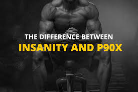 p90x vs insanity which workout program