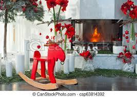the idea of a fireplace decor