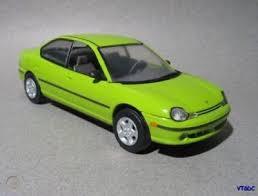 Brookfield 1995 Plymouth NEON Nitro Promo Model Car | #135663162