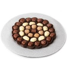 sugar free chocolate truffle gift