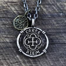 jewelry necklace black chain carpe m
