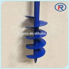 Post Hole Fence Manual Hand Drill Digger Earth Auger Buy Fence Post Hole Digger Earth Auger Post Hole Digger Hand Soil Auger Product On Alibaba Com