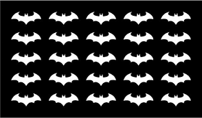 Batman Symbol Vinyl Decals Phone Laptop Helmet Small 1 5 Stickers Kandy Vinyl Shop