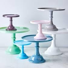 glass cake stand on food52