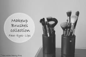 makeup brushes my collection the