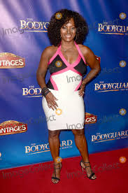 """Photos and Pictures - LOS ANGELES - MAY 2: Vanessa Bell Calloway at the  """"The Bodyguard"""" Play Opening at the Pantages Theater on May 2, 2017 in Los  Angeles, CA"""